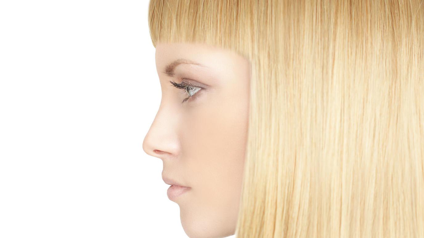 Ohne knallrote blondieren haare Knallrote haare