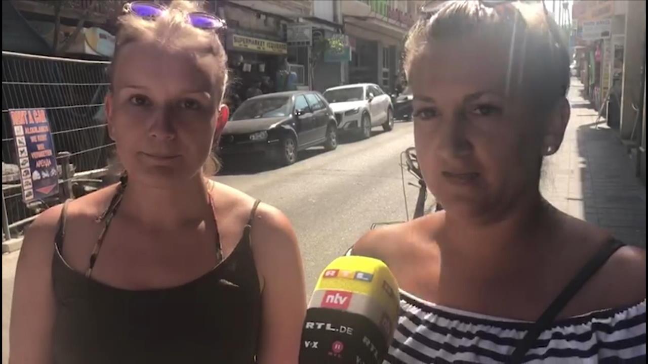 Hotelbrand Auf Mallorca Deutsche Touristen Berichten Wie Sie Den Flammen Entkamen