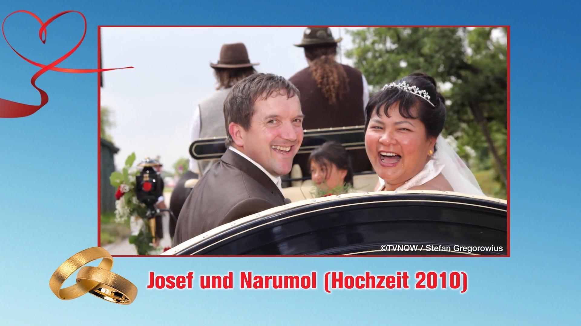 Sucht claudia bauer frau und hochzeit lorenz Hochzeit: Bauer