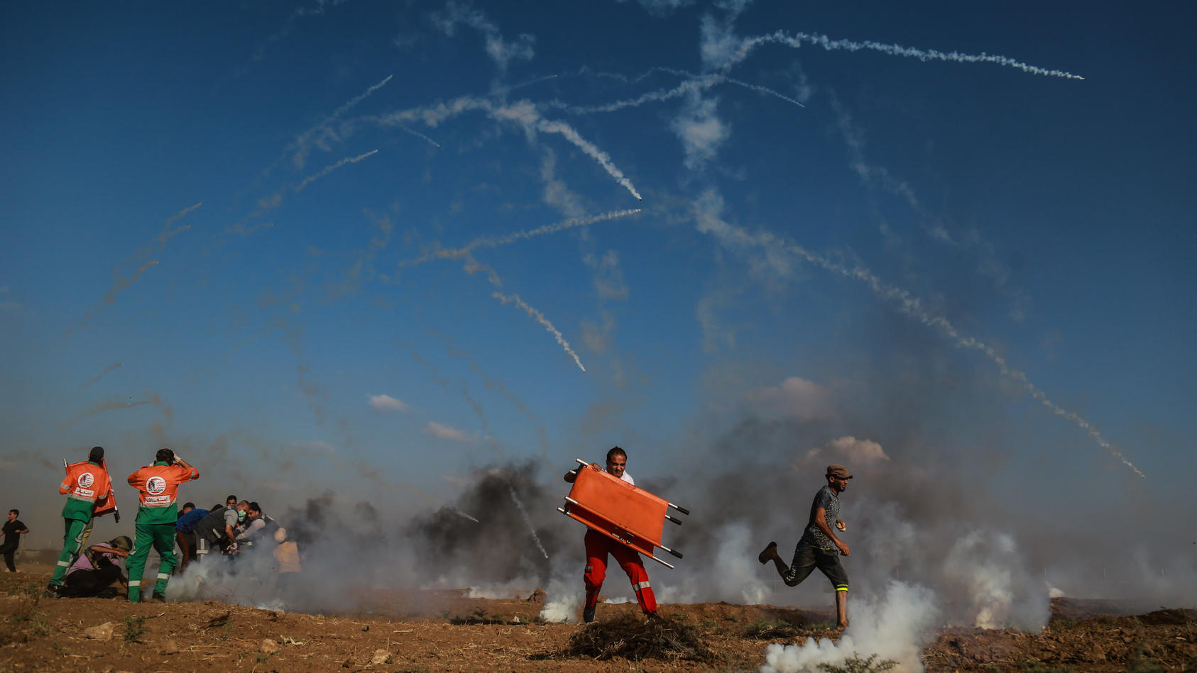 Konflikt in Gaza