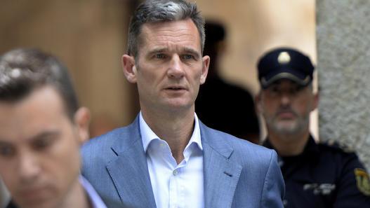 Schwager von König Felipe muss ins Gefängnis | HZ