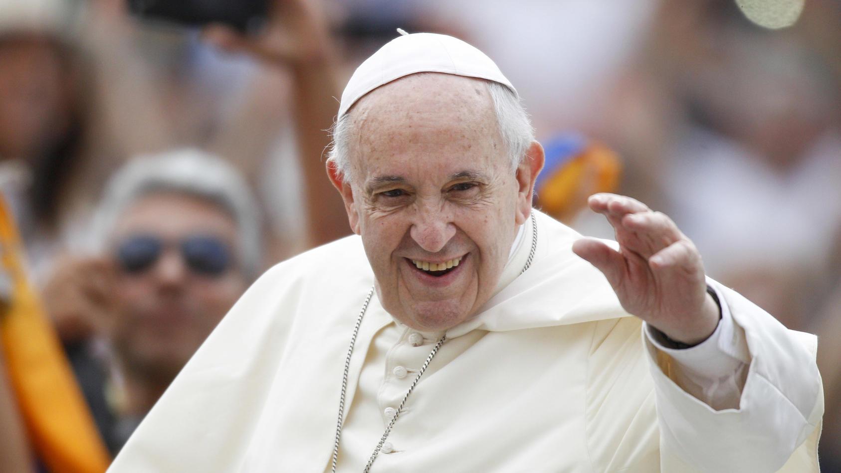 Keine Reformen im Vatikan