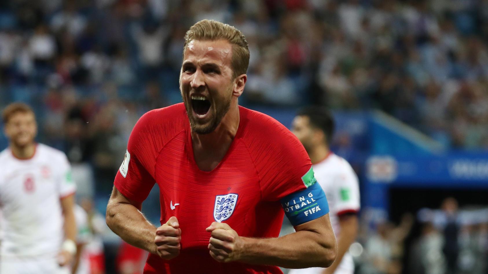 Harry Kane und die Engländer wollen bei der EURO endlich mal wieder einen Pokal stemmen