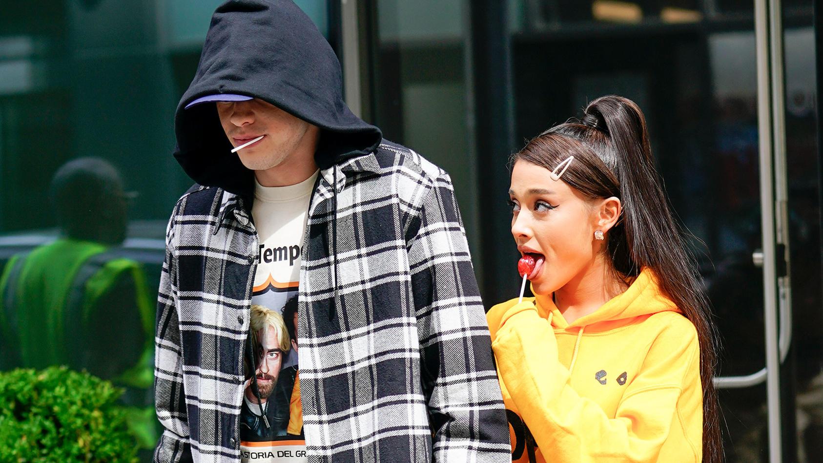Pete Davidson und Ariana Grande sind seit wenigen Wochen ein Paar
