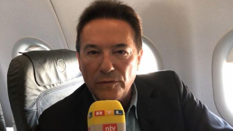RTL-Reporter Klaus Jakob