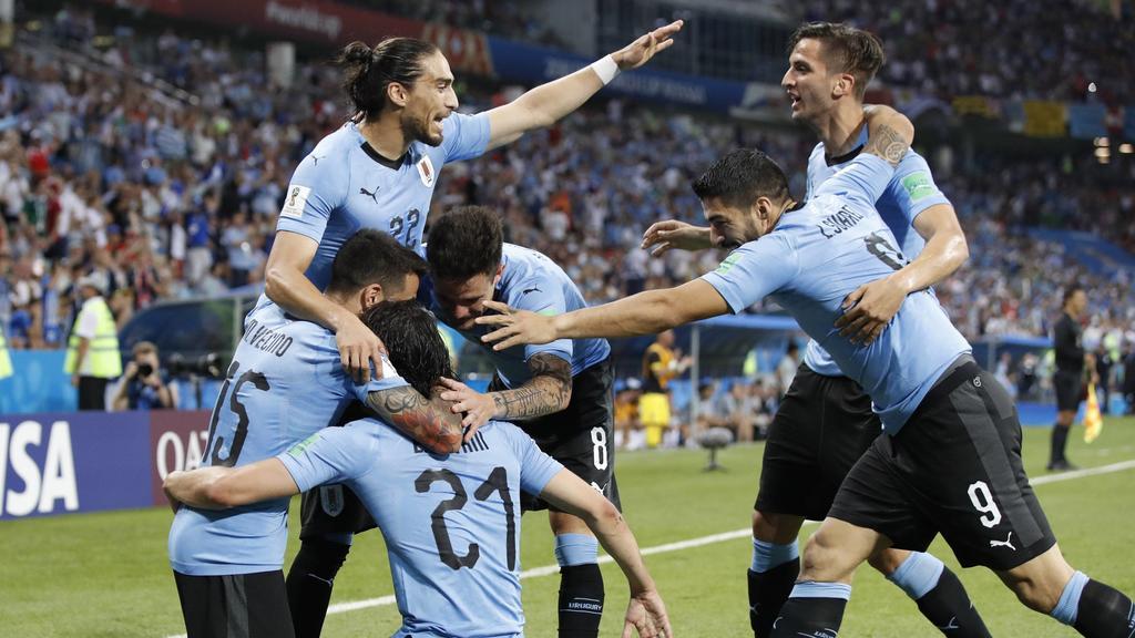Uruguay Wm Siege