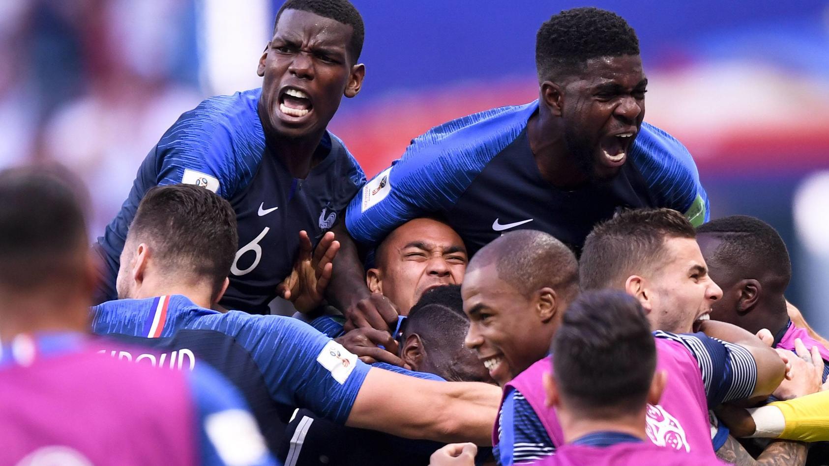Gegen Argentinien wuchsen die Franzosen über sich hinaus. Endet der Höhenflug auf dem Fußball-Olymp?