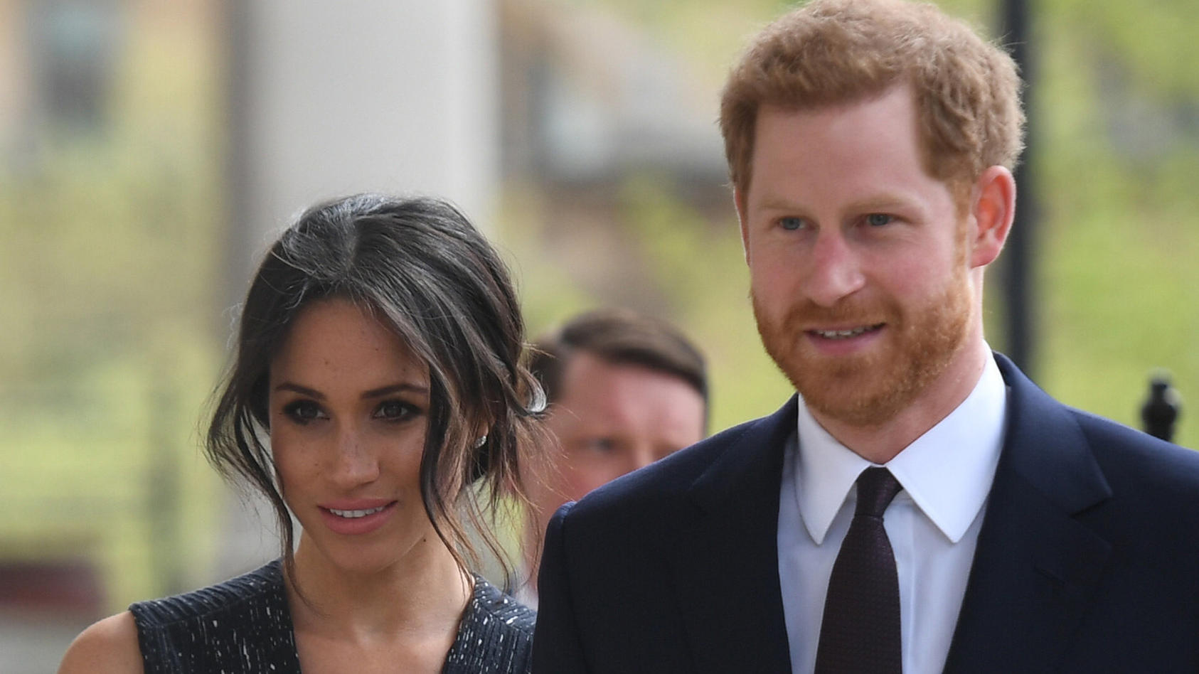 Herzogin Meghan und Prinz Harry machen bei Lilibets Taufe wohl ihr eigenes Ding