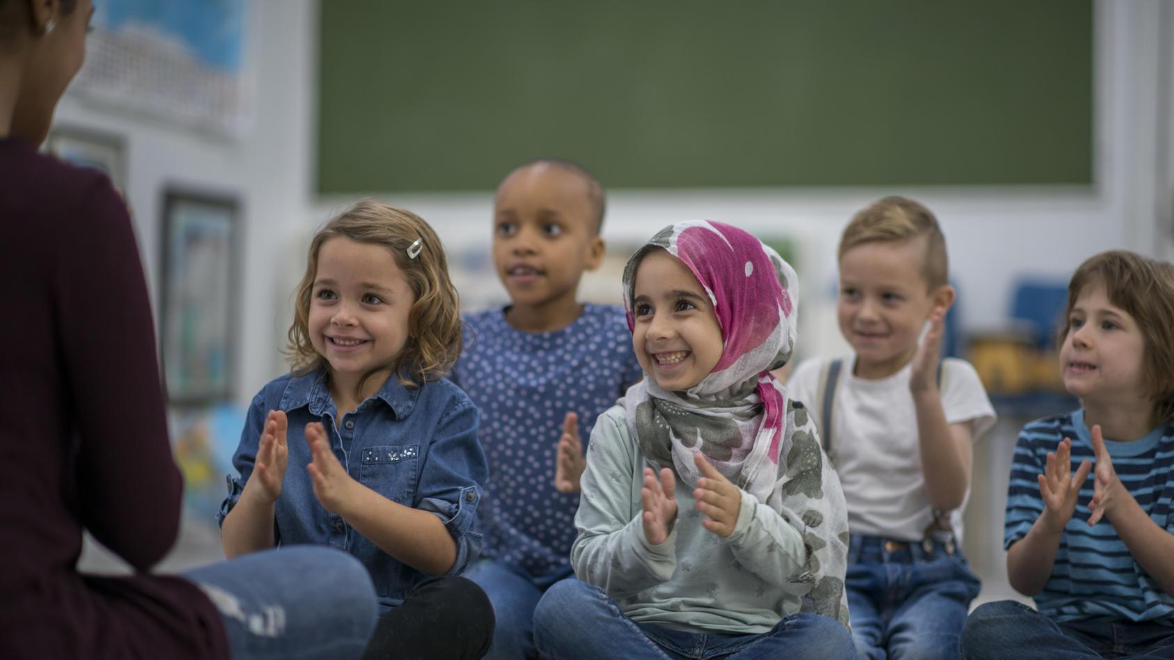 Erste christlich-muslimische Kita eröffnet im August im niedersächsischen Gifhorn. (Symbolbild)