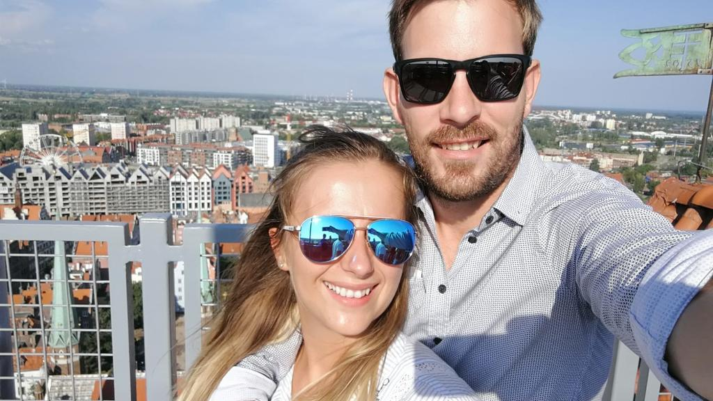 In wenigen Tagen geben sich Anna und Gerald in Polen das Ja-Wort.