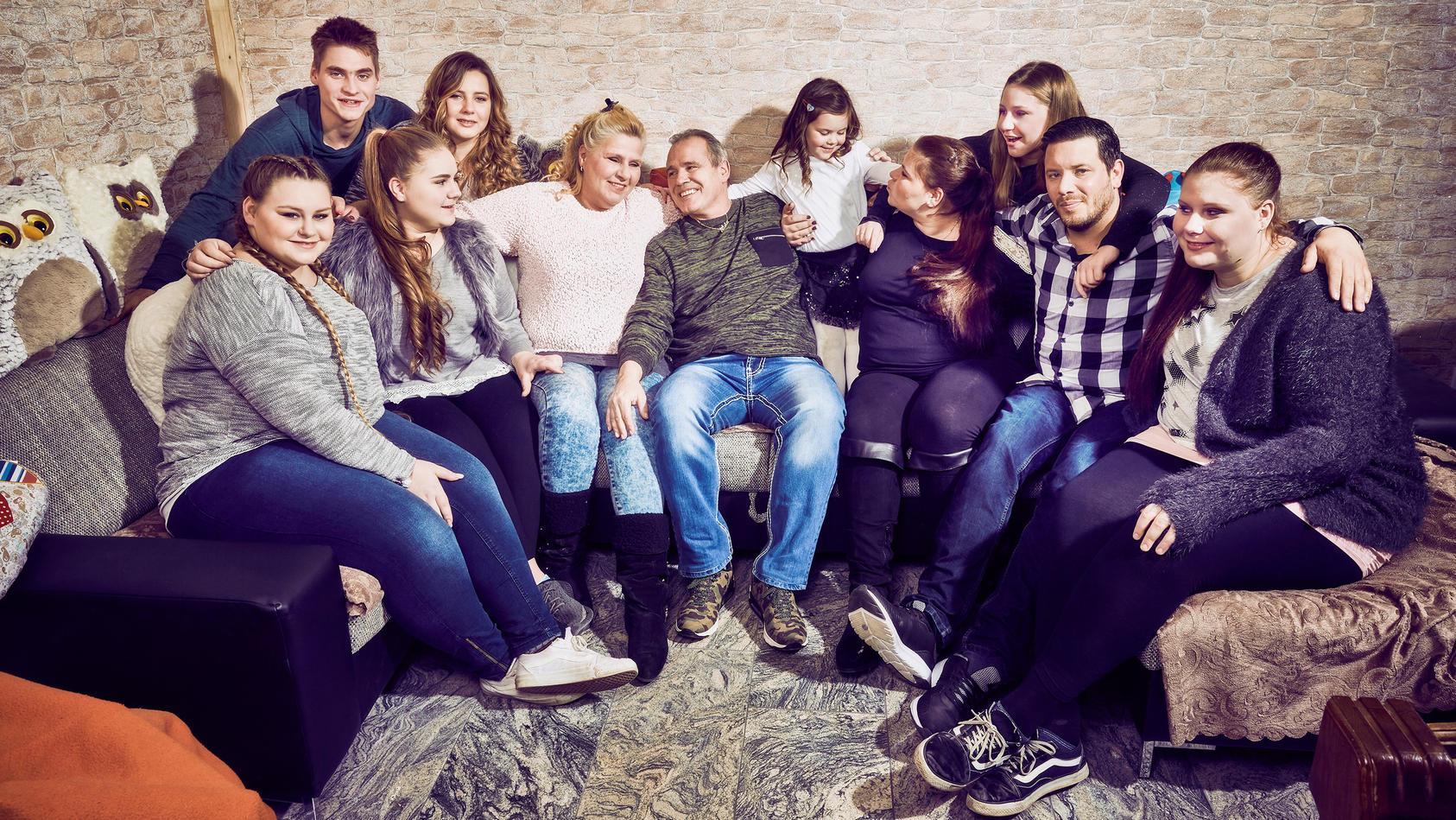 """""""Die Wollnys"""": Die wohl bekannteste Großfamilie Deutschlands wächst weiter"""