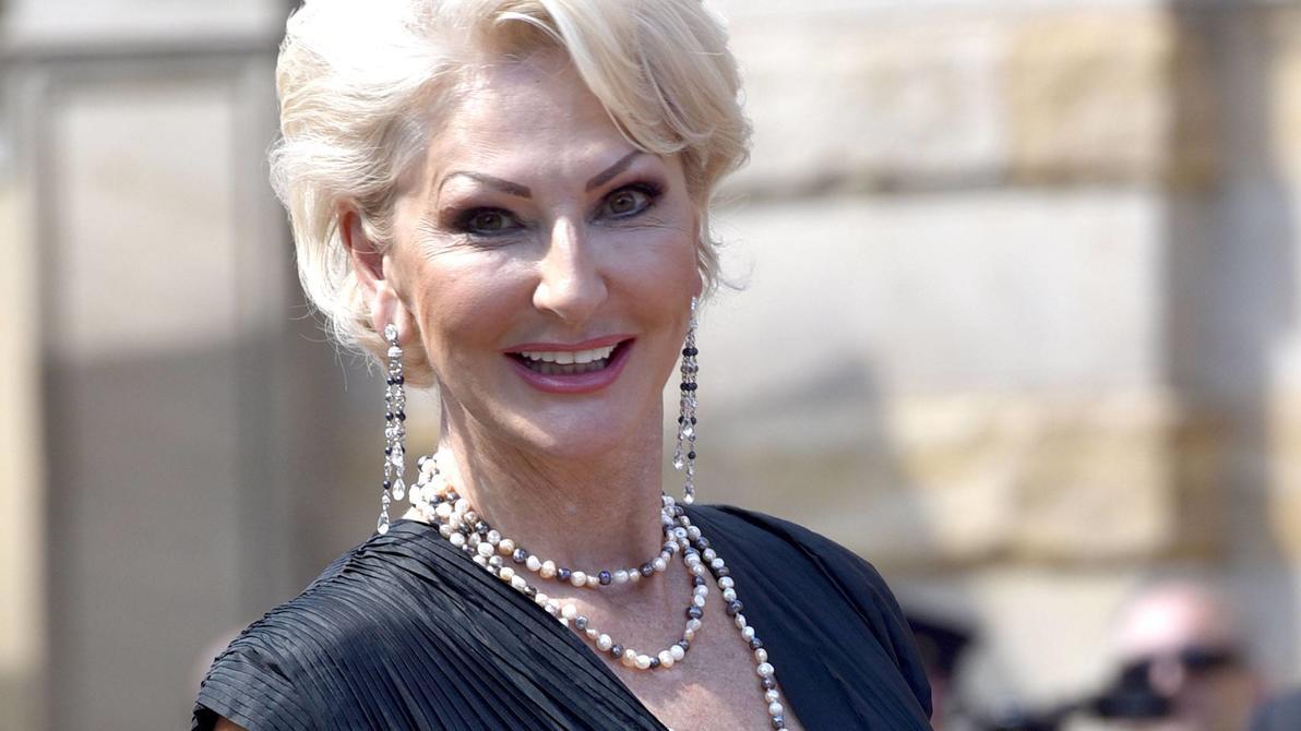 Für gewöhnlich hält Entertainerin Désirée Nick ihren Sohn Oscar aus der Öffentlichkeit heraus.