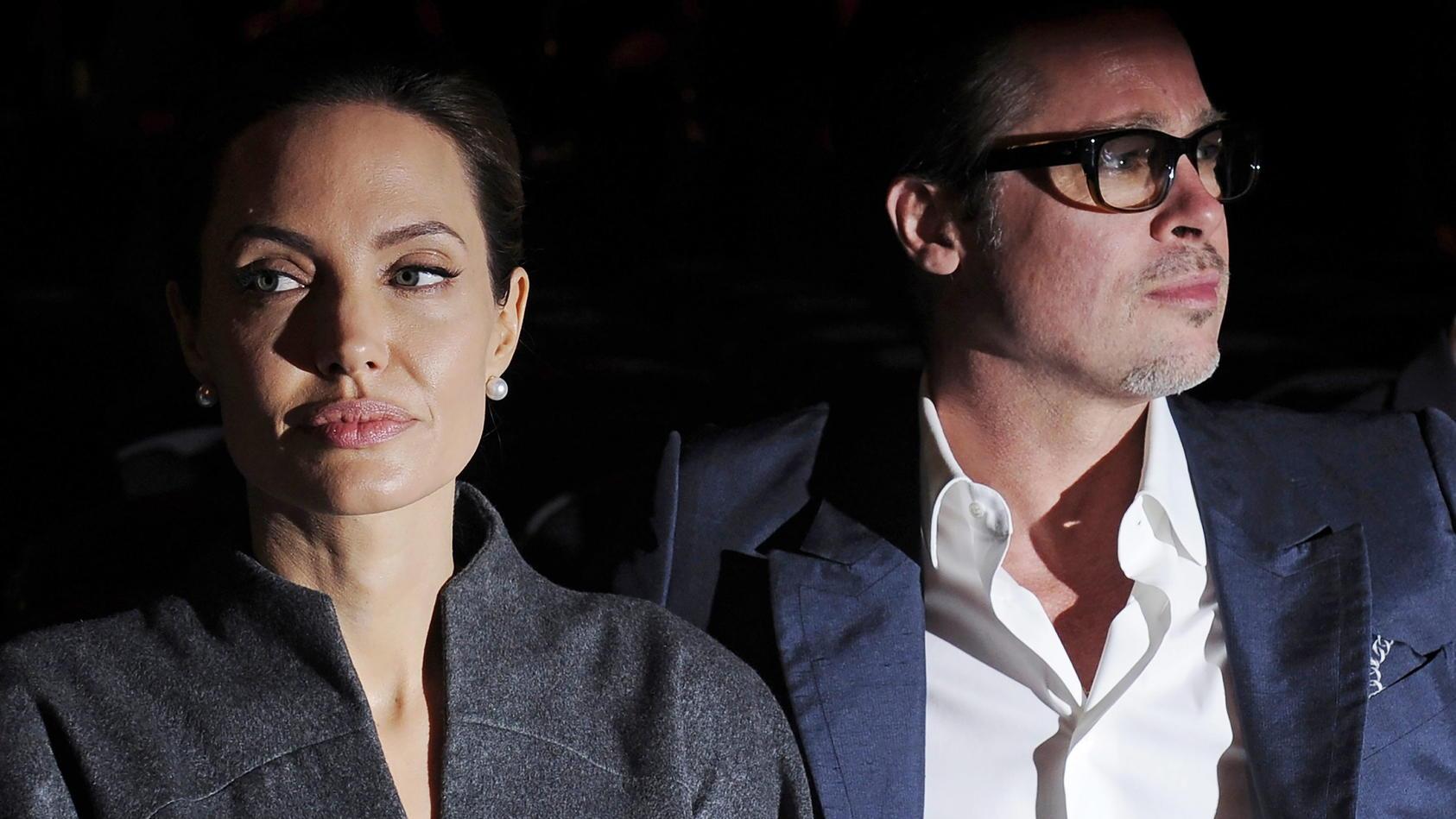 Angelina Jolie und Brad Pitt galten einst als Traumpaar, jetzt sollen sich die beiden im Sorgerechtsstreit geeinigt haben.