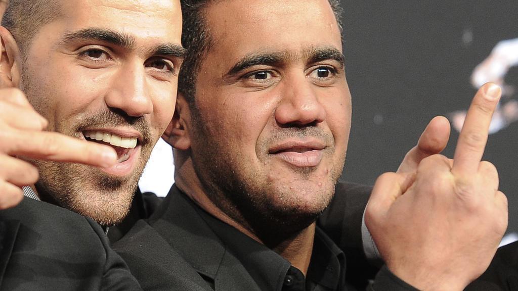 Bushido und Arafat Abou-Chaker