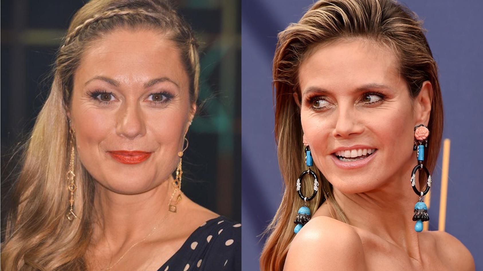 """Beim """"Grill den Profi""""-Sommerspecial beichtet Ruth, dass Heidi Klum sie blockiert hat."""