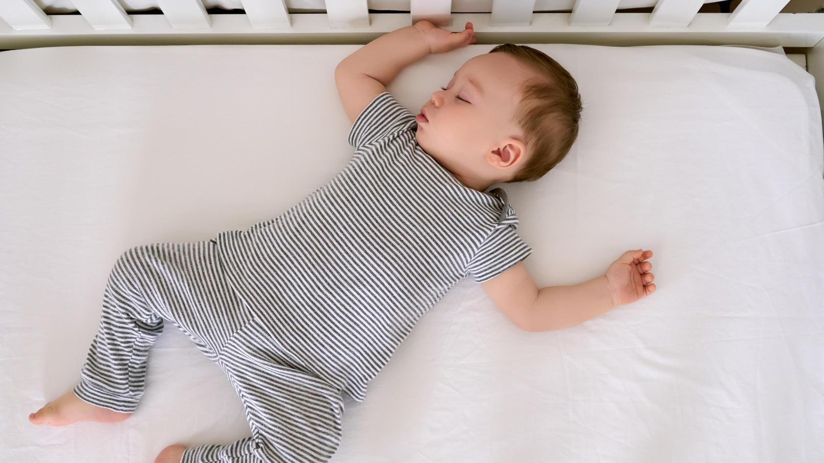 Bei vier Kindermatratzen lässt die Sicherheit zu wünschen übrig.