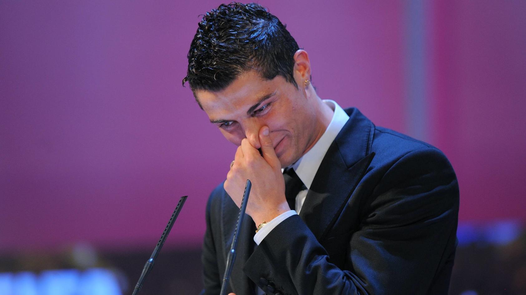 Cristiano Ronaldo droht Ärger