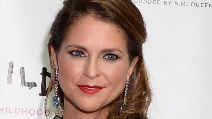 """Prinzessin Madeleine von Schweden musste sich entscheiden, ob sie an der """"Thank You Gala"""" in New York teilnimmt."""