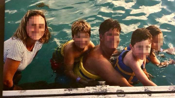Die Flutkatastrophe auf Mallorca hat eine glückliche Familie auseinandergerissen.