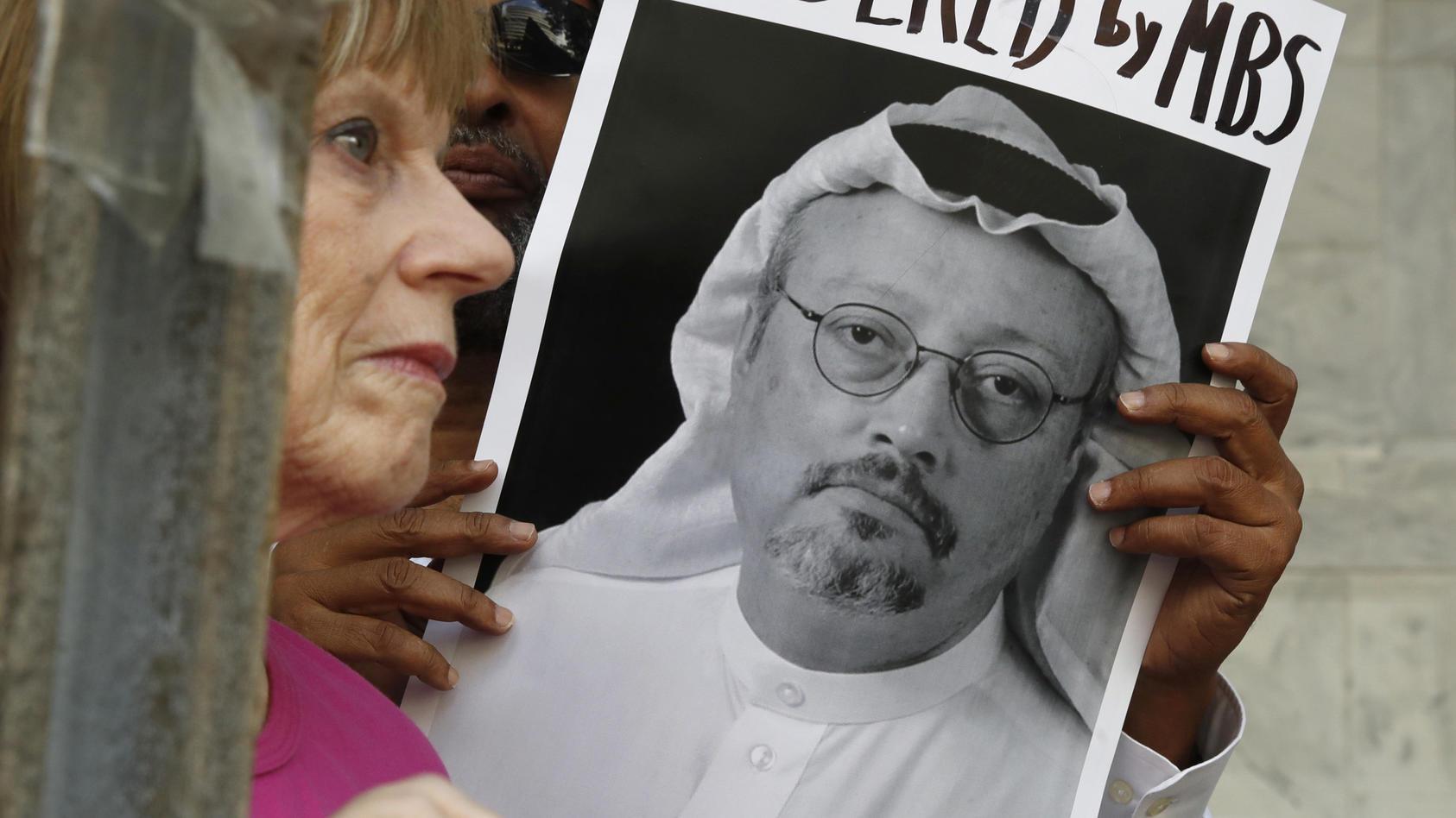 Khashoggi's Apple-Watch könnte die Vorfälle im saudi-arabischen Konsulat aufgezeichnet haben.