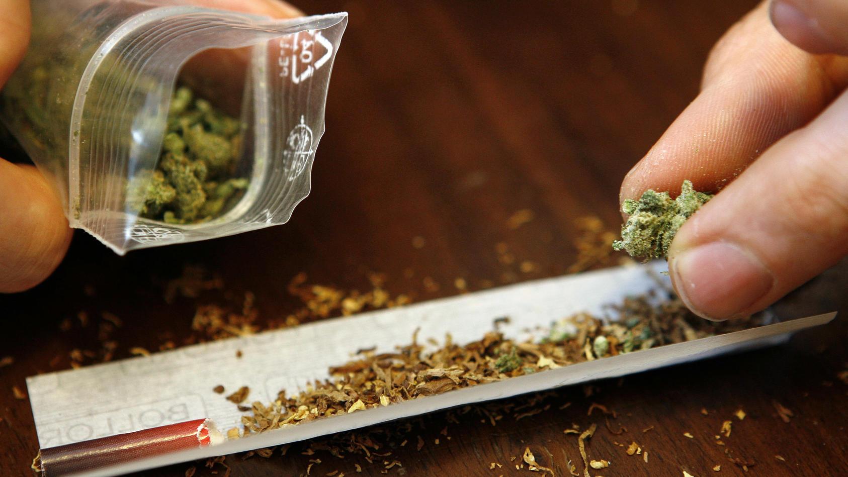 Marihuana kann auch in Deutschland als Medikament verschrieben werden.
