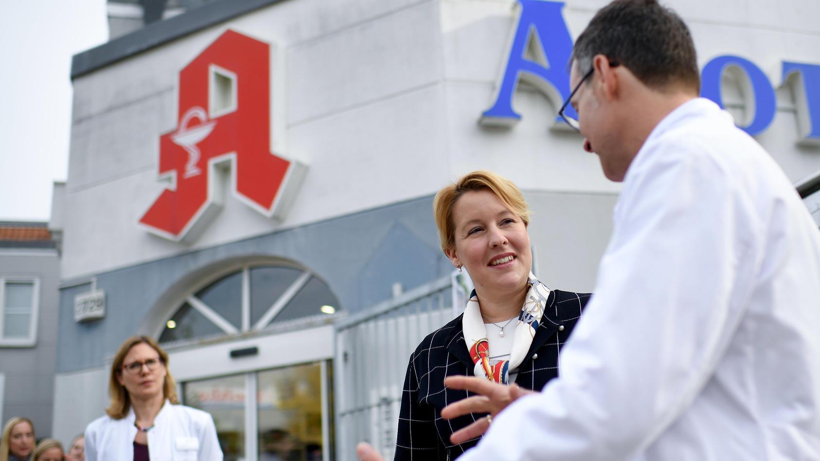 Ärzte wollen das Apotheken-Monopol brechen.