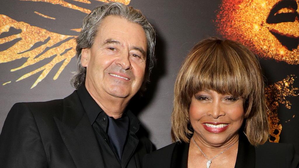 Tina Turner und Erwin Bach sind seit vielen Jahr ein Paar.