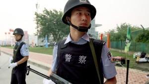 Deutsche Reporter wurden in Peking festgenommen, weil sie über Proteste berichten wollten. (Foto: Archiv)
