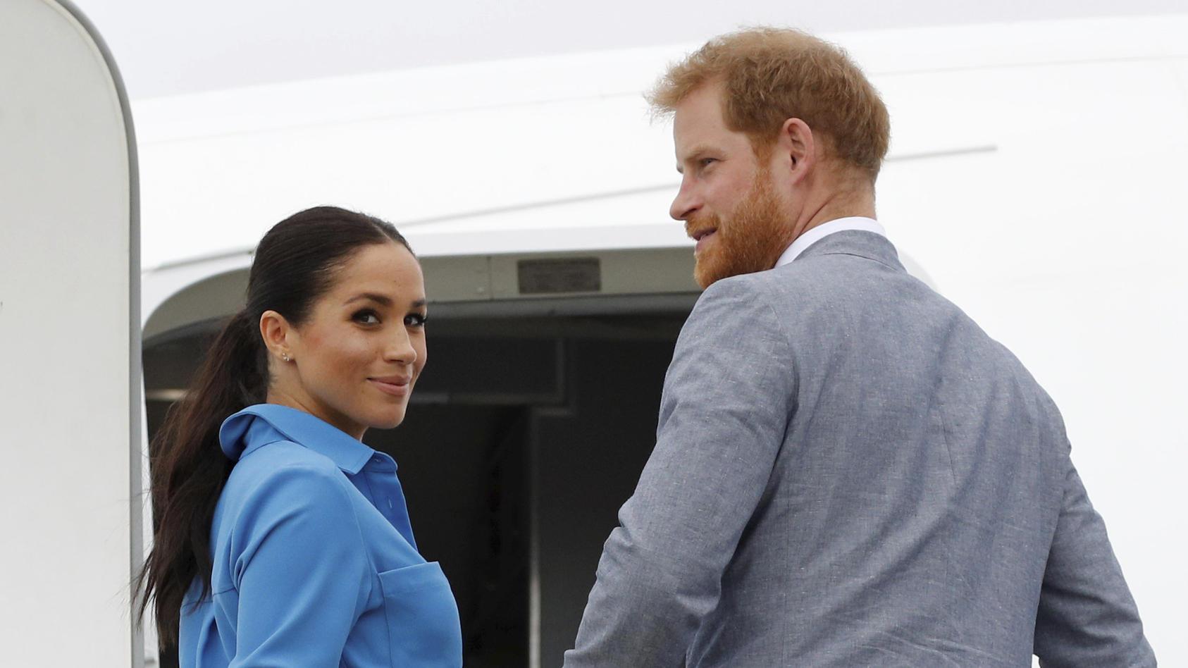 Herzogin Meghan und Prinz Harry überraschen alle mit dem Namen ihrer Tochter.