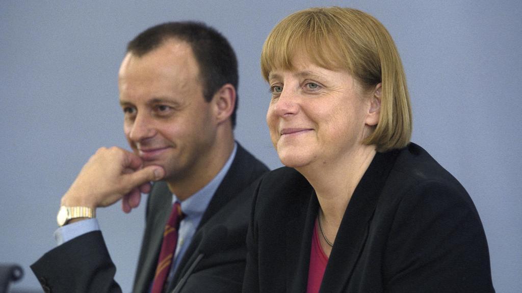 Merkel zu verzicht auf CDU-Vorsitz bereit