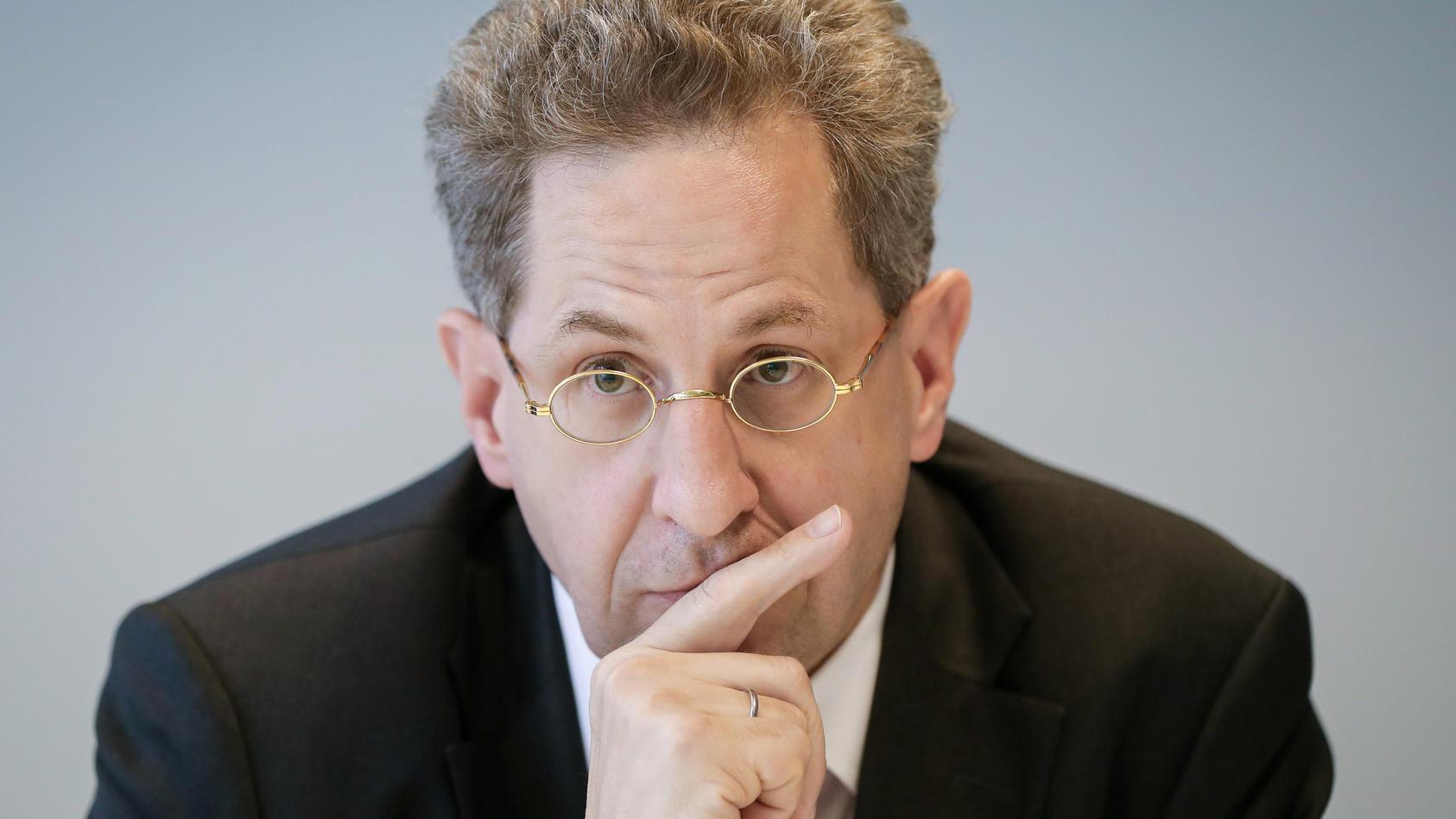 Hans-Georg Maaßen hat das Duell um ein Direktmandat bei der Bundestagswahl verloren.