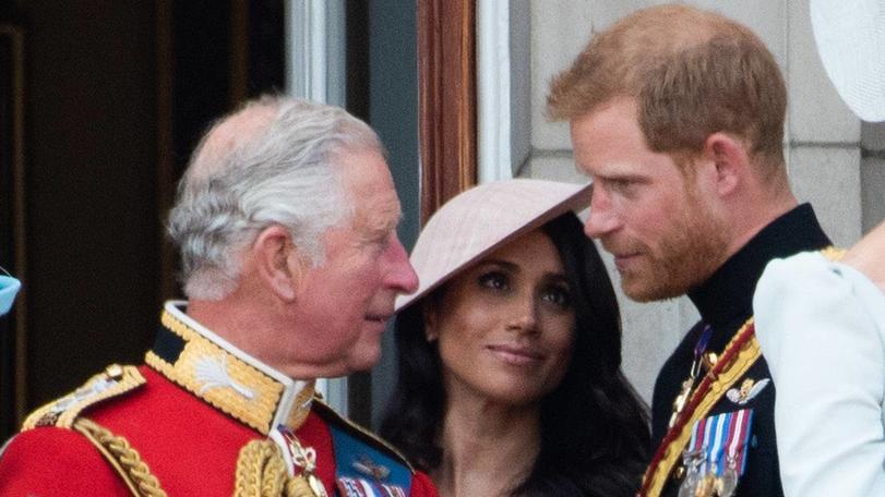 Prinz Charles macht sich große Sorgen um das Kind von Prinz Harry und Herzogin Meghan.