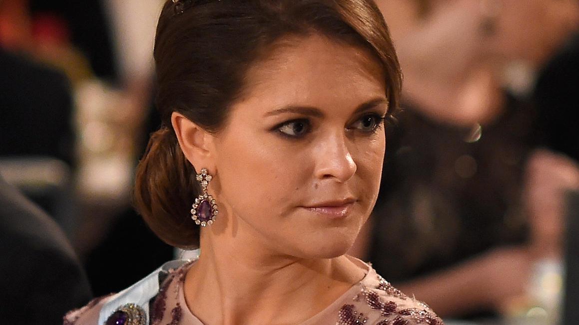 Prinzessin Madeleine wird bei den diesjährigen Feierlichkeiten rund um die Verleihung des Nobelpreises fehlen.