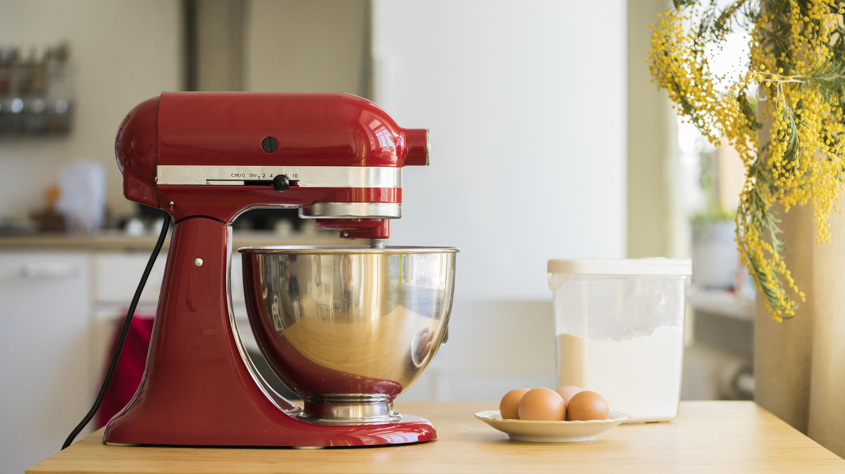 """Stiftung Warentest hat Küchenmaschinen getestet. Nur zwei schnitten mit """"gut"""" ab."""