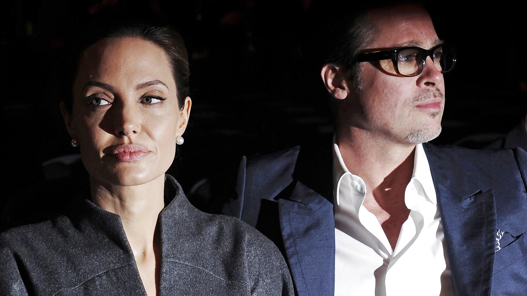 Angelina Jolie und Brad Pitt führen einen erbitterten Streit ums Sorgerecht für ihre gemeinsamen Kinder.