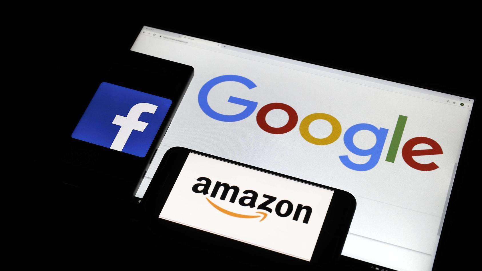 Streit um Steuern für die großen Tech-Konzerne