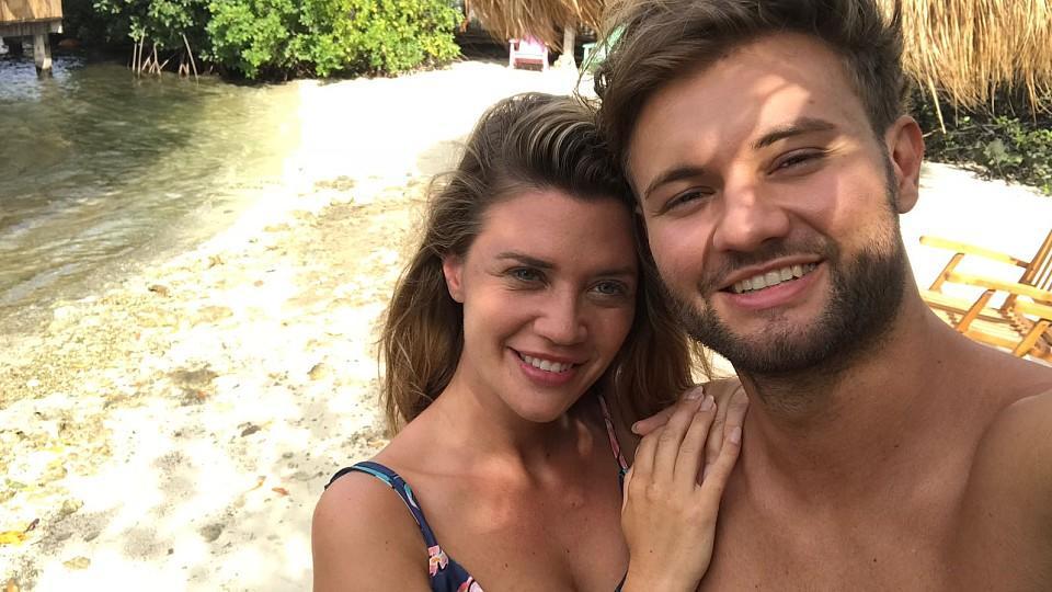 Während der Bachelorette-Staffel entwickelten Nadine Klein und Daniel Lott Gefühle füreinander.