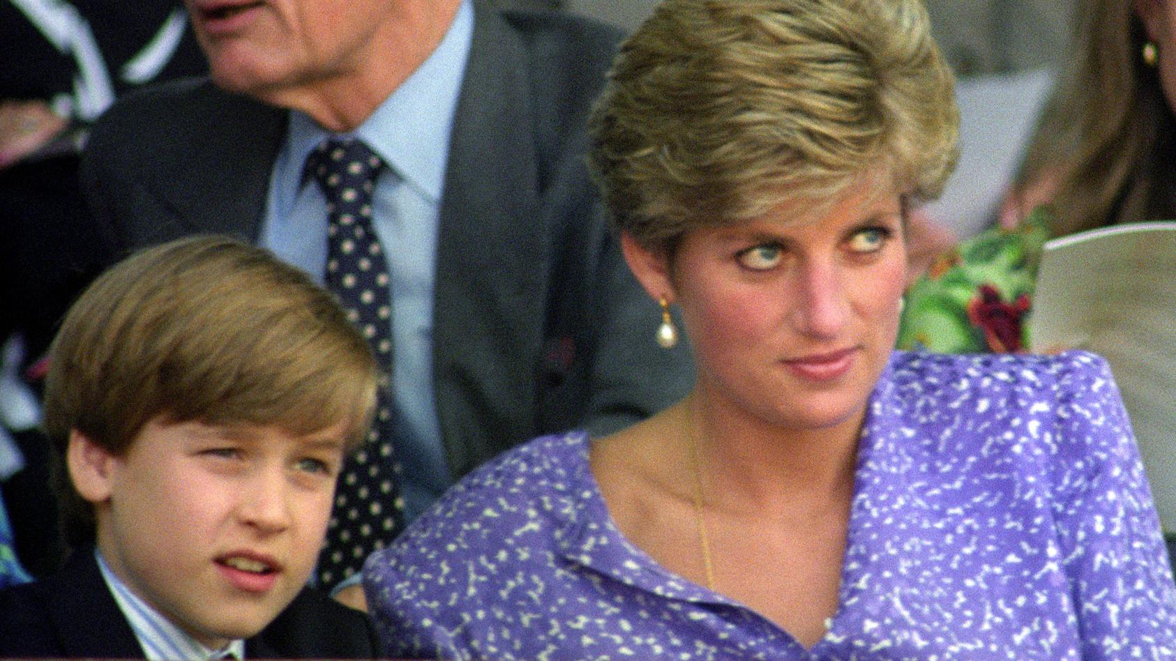 Prinz William gab seiner Mutter, Lady Diana, kurz vor ihrem Tod noch ein rührendes Versprechen.