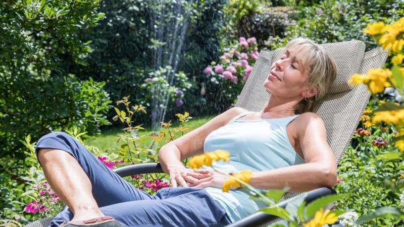 Smart Gardening: Mehr Zeit zum Entspannen