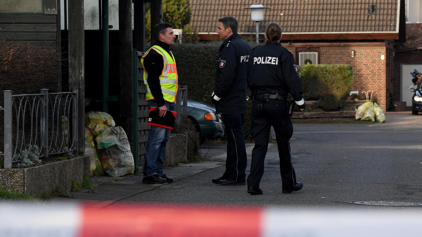 Tod in der Silvesternach - Frau starb durch Schuss