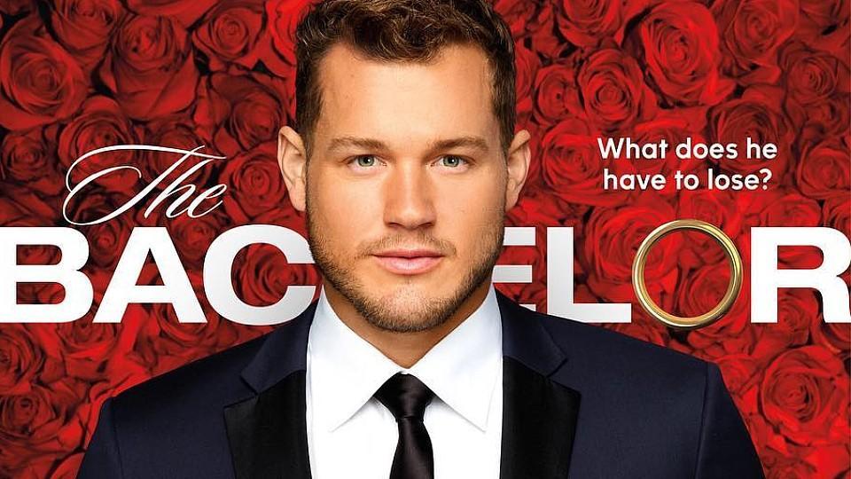 """""""What does he have to lose?"""" steht auf dem offiziellen Plakat für US-Bachelor Colton Underwood."""