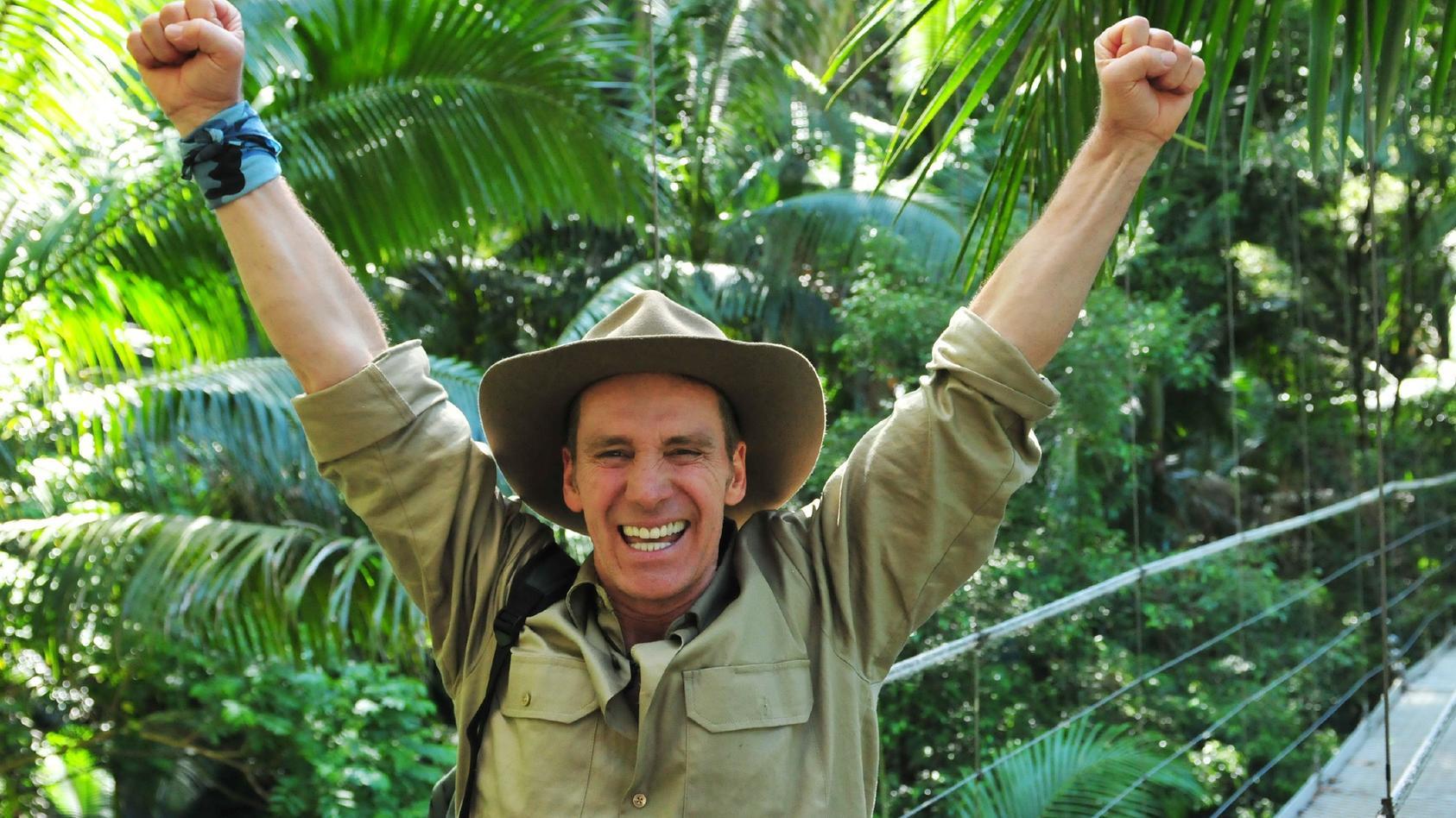 """""""Ich bin ein Star - Holt mich hier raus!"""" - Jürgen Milski muss als Ex-Dschungelcamper doch wissen was da abgeht. Oder nicht?"""