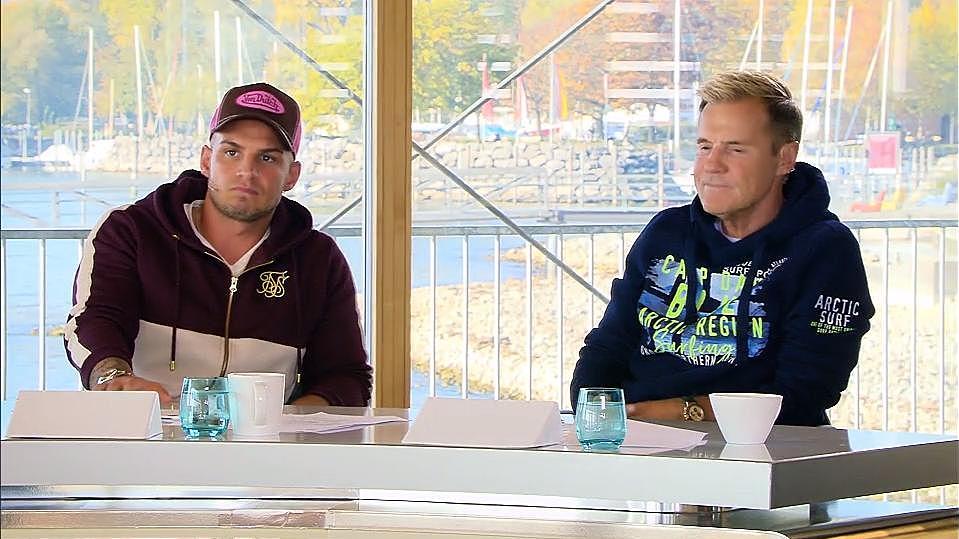 DSDS: Pietro Lombardi und Dieter Bohlen sind skeptisch, ob Mark das Zeug zum Superstar hat.