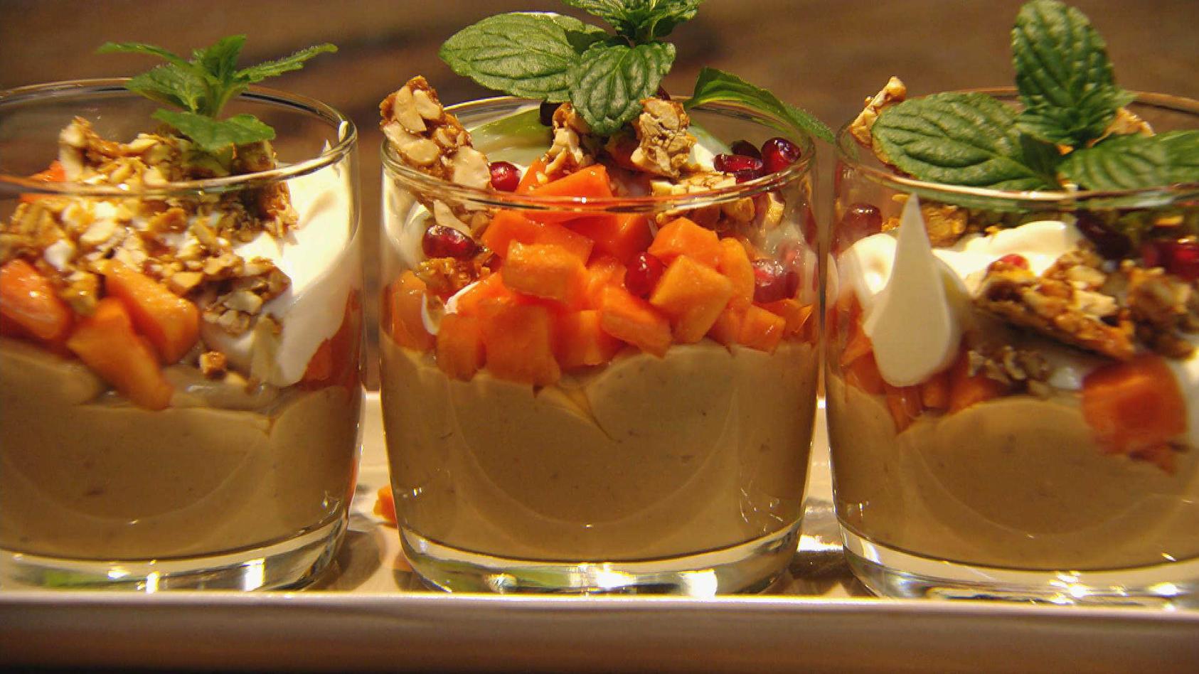 Einfach lecker für Familie und Freunde: Erdnuss-Karamell-Pudding