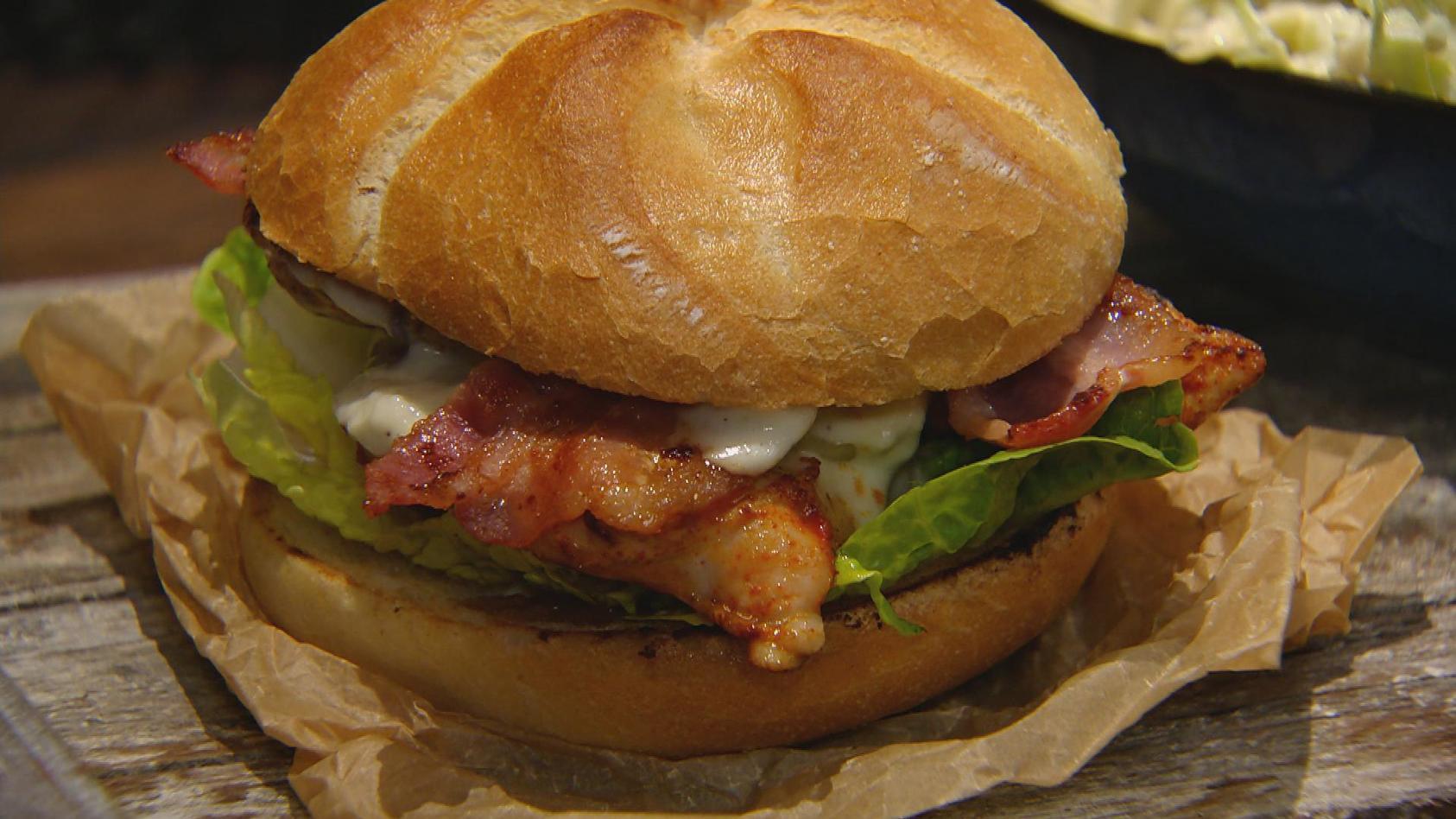 Gut BURGERlich: Caesar's Burger