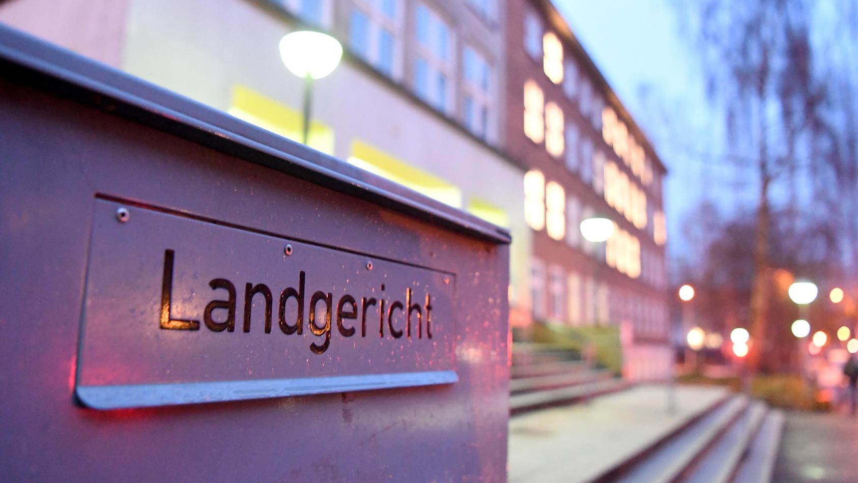Urteil am Landgericht Kiel nach sexuellem Missbrauch und Totschlag