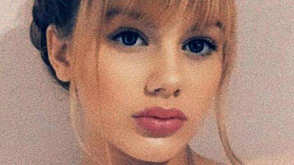 HANDOUT - 25.02.2019, Berlin: Ein Porträt der vermissten 15-Jährigen aus dem Neuköllner Ortsteil Britz. Die 15-Jährige war am Morgen des 18. Februar bei Familienangehörigen im Maurerweg aufgebrochen - in ihrer Schule in der Fritz-Erler-Allee kam sie