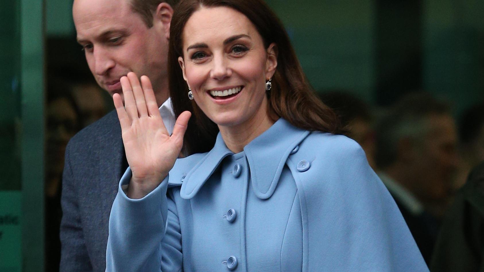 Kate und William sind angeblich Ehrengäste bei der Bond-Premiere.