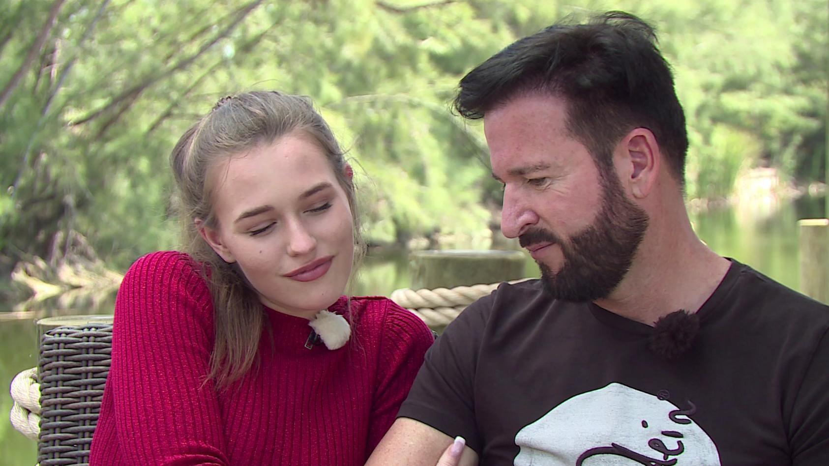 Laura Müller und Michael Wendler sind seit Januar 2019 offiziell ein Paar