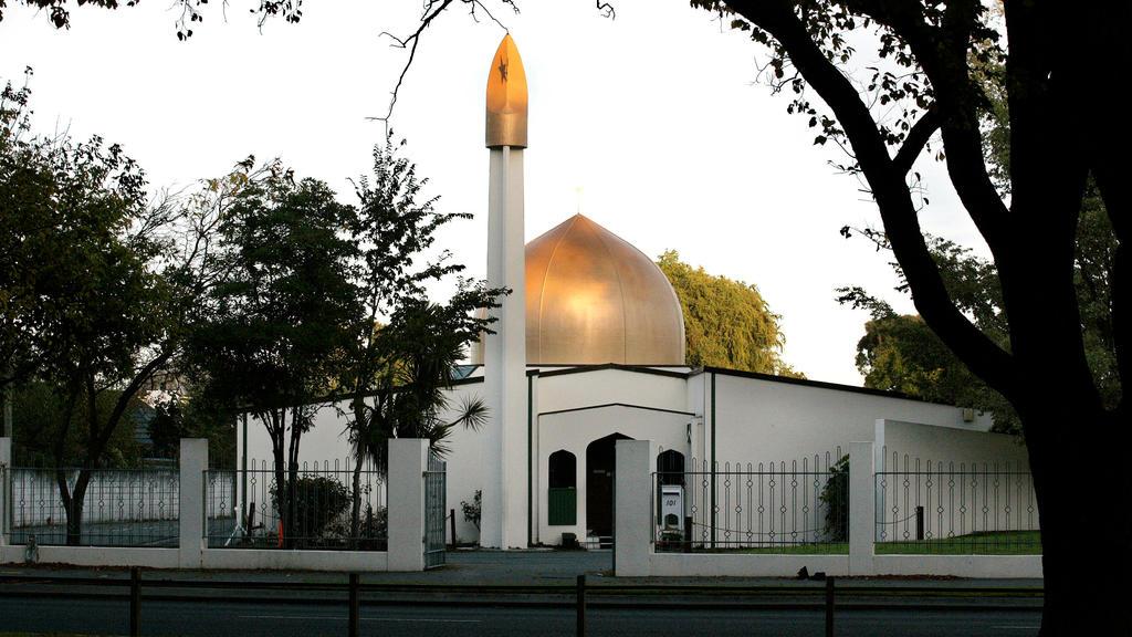 Al-Noor-Moschee in Christchurch